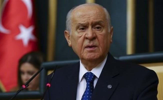 """Bahçeli: """"Kılıçdaroğlu Atatürk'ün partisini HDP'nin kumanda merkezi haline getirdi"""""""