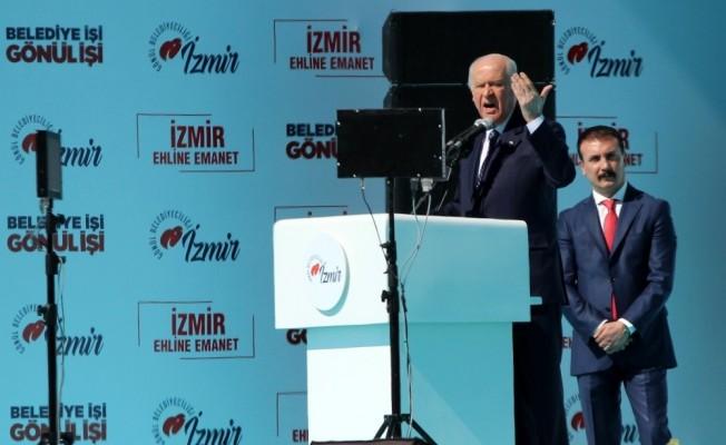 """Bahçeli: """"Son siper Cumhur İttifakı'dır, son kale Türkiye Cumhuriyeti'dir"""""""