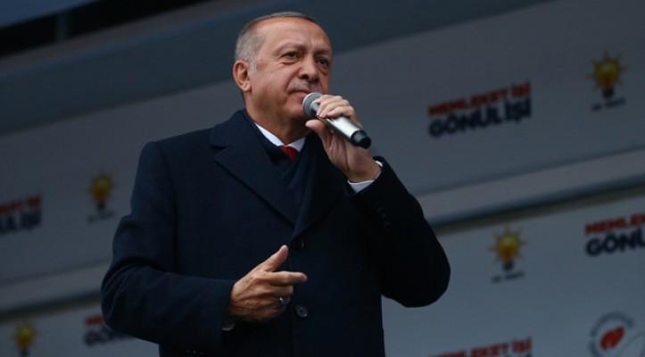 Cumhurbaşkanı Erdoğan: Bu davaya ihanet edenler artık bu davanın saflarında yer alamazlar