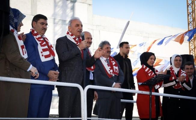 """İçişleri Bakanı Soylu: """"Şimdi başka bir kumpası Türkiye'nin üzerine getirmeye çalışıyorlar"""""""