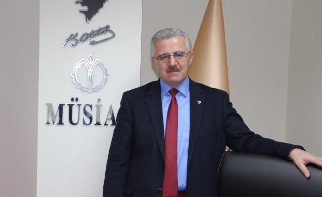 MÜSİAD Başkanı Ahmet Nur'dan 18 Mart mesajı