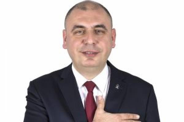 Orhangazi'de Bekir Aydın Belediye Başkanı oldu