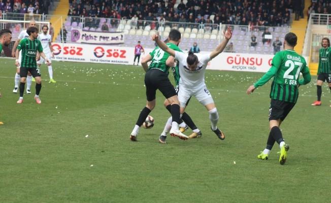 Spor Toto 1. Lig: Afjet Afyonspor: 1 - Abalı Denizlispor: 3