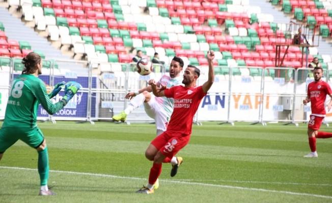 TFF 2. Lig: Amed Sportif Faaliyetler: 2 -  Sancaktepe Belediyespor: 1