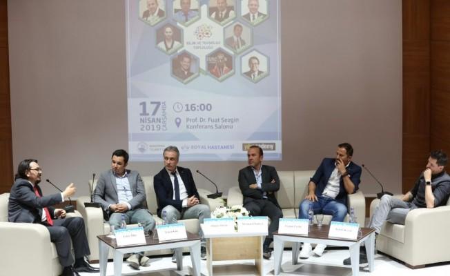 """Bandırma'da """"Endüstriyelleşen Dünyada Spor"""" paneli"""
