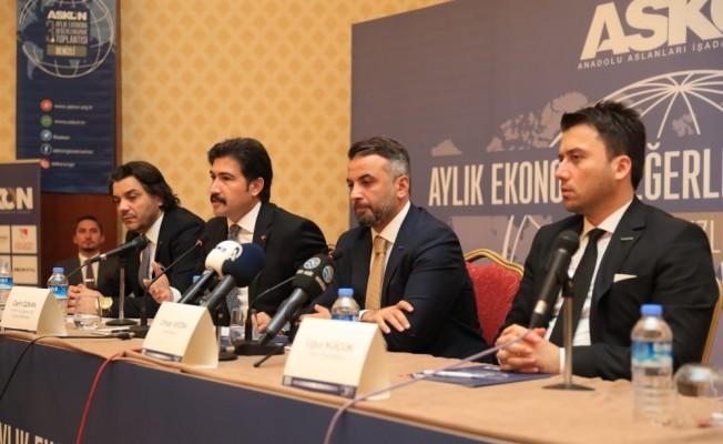 """Başkan Aydın: """"15 Temmuz zihniyetinin ekonomik ayağı devam ediyor"""""""