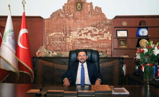 """Belediye Başkanı Arı, """" Söz konusu Nevşehir ise gerisi teferruat"""""""
