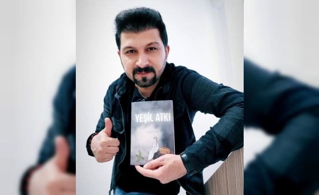 Besnili Abuzer Ertürk'ün ilk romanı çıktı