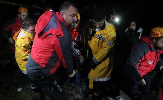Bursa'daki define kazısında acı haber