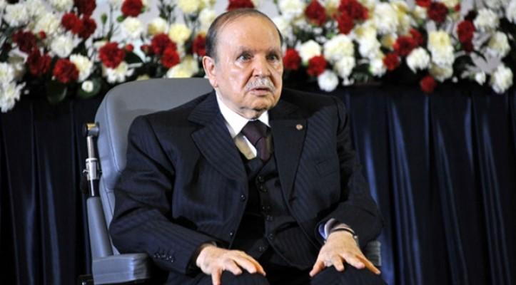 Cezayir Cumhurbaşkanı Abdulaziz Buteflika istifa etti.