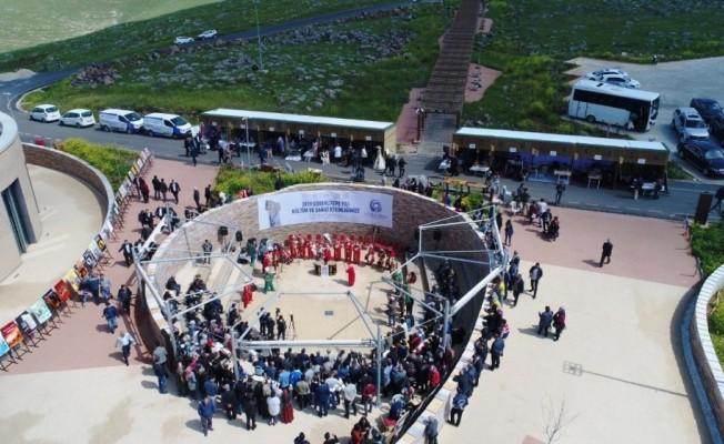 Göbeklitepe Kültür ve Sanat etkinlikleri başladı