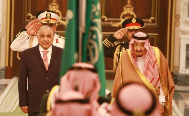 Irak Başbakanı Riyad'ta