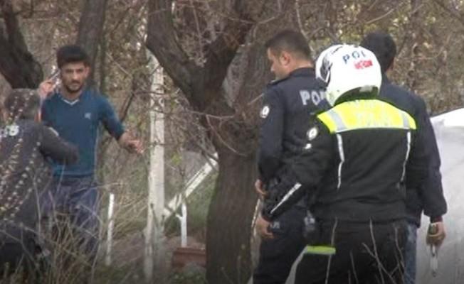Polise silahla direnen şahıs nefes kesen kovalamaca sonrasında yakalandı