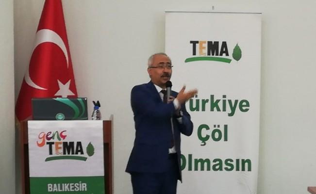 """Prof. Dr. Fatih Satıl: """"Biyolojik çeşitliliğimizi koruyalım"""""""
