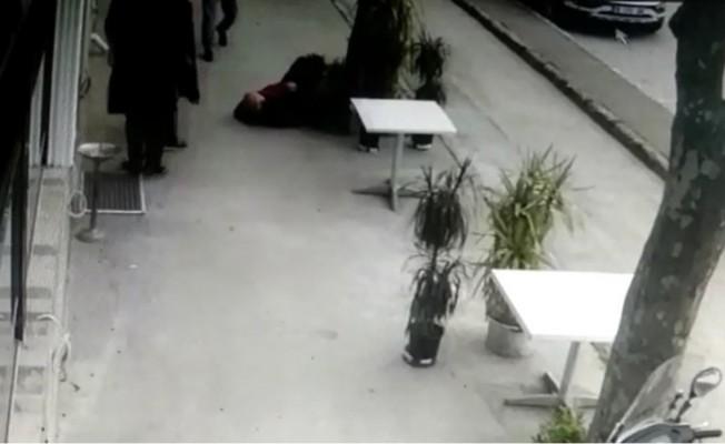 Sokak ortasında tartıştığı şahsa kurşun yağdırdı: 1 yaralı
