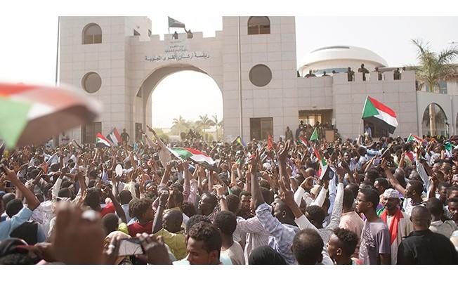Sudan'da Genelkurmay Başkanı değişti