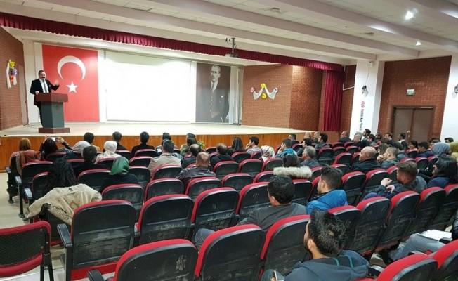 Tuşba'da stratejik plan değerlendirme toplantısı