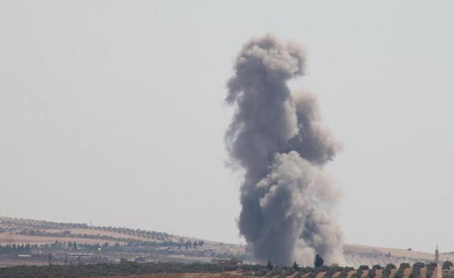 Esad rejimi ve Rusya İdlib'e saldırmaya devam ediyor