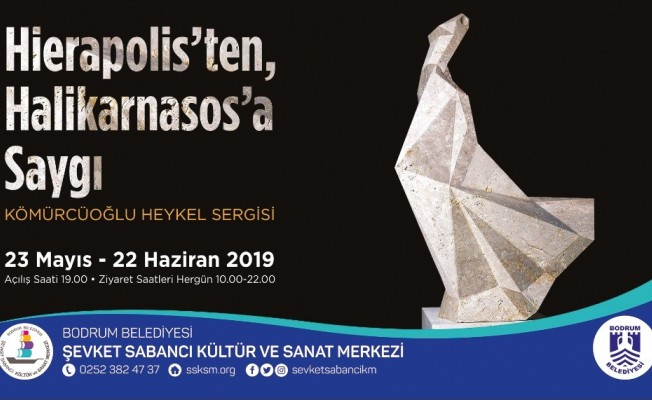 Hıerapolis'ten Halikarnassos'a saygı