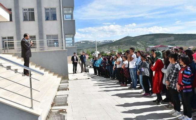 Milli Eğitim Müdürü Aziz Gün'den ilçe ziyaretleri