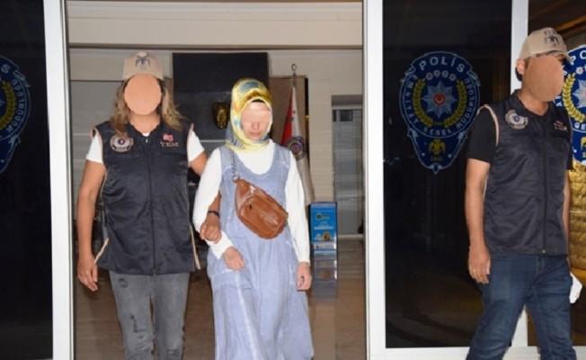 Muğla'da aranan FETÖ zanlısı Aydın'da yakalandı