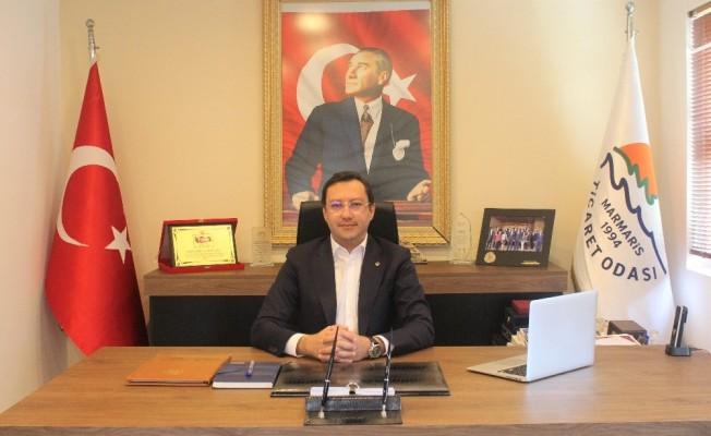 Mutlu Ayhan MTO Başkanı oldu