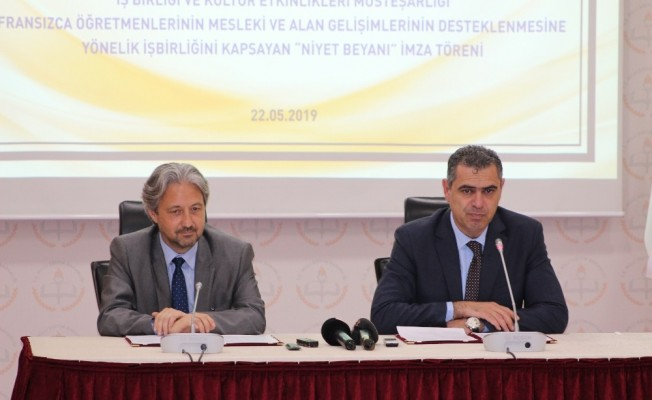 """Öğretmen Yetiştirme ve Geliştirme Genel Müdürü Adnan Boyacı, """"2023 Vizyon Belgesi, Türkiye'de dip dalgası oluşturabilecek bir reform hareketi"""""""