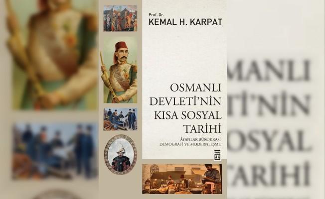 Osmanlı Devleti'nin Kısa Sosyal Tarihi, raflarda