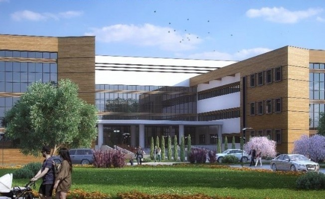 Sağlık Bakanlığı'ndan Kilis'e 300 Yataklı Hastane yatırımı