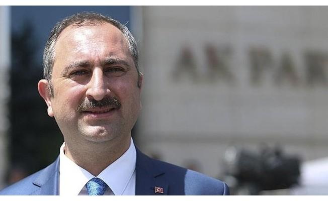 Adalet Bakanı Gül, Basın Toplantısı Düzenledi