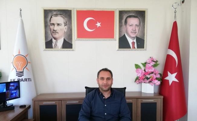 AK Parti Merkez ilçe başkanı olan Açıkyıldız: ''Daha güçlü,daha dinamik bir merkez ilçe için buradayız''