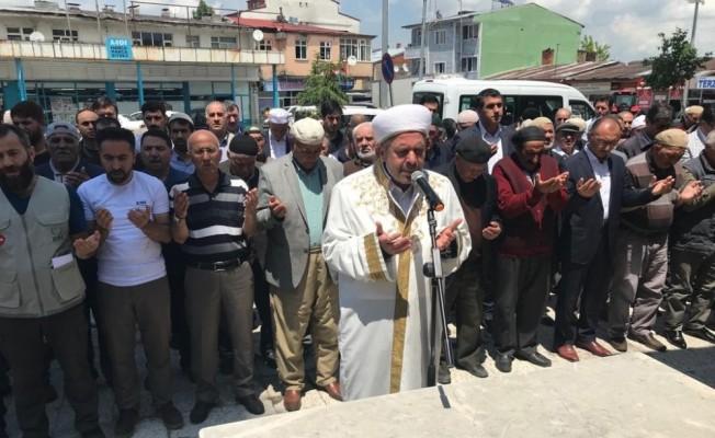 Ardahan'da Mursi için gıyabi cenaze namazı kılındı