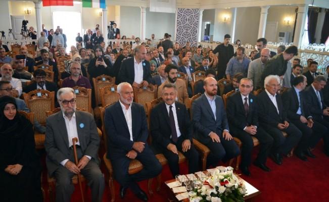 """Fuat Oktay: """"Binali Yıldırım ile medeniyet havzamızın köklü değerleri İstanbul'dan yükselmeye devam edecek"""""""