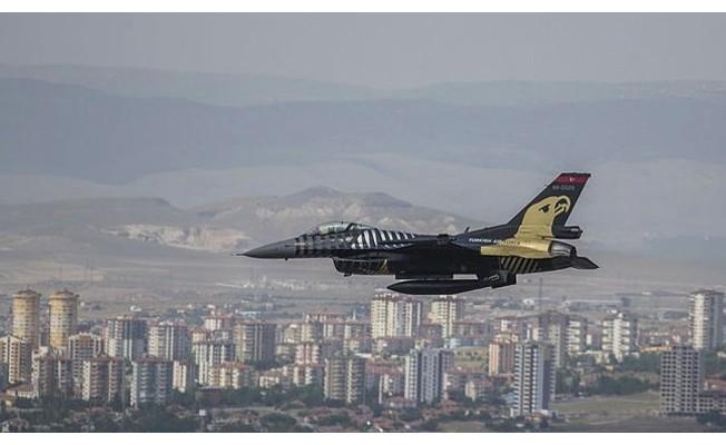 Göktuğ füzeleri F-16'larda kullanılacak!