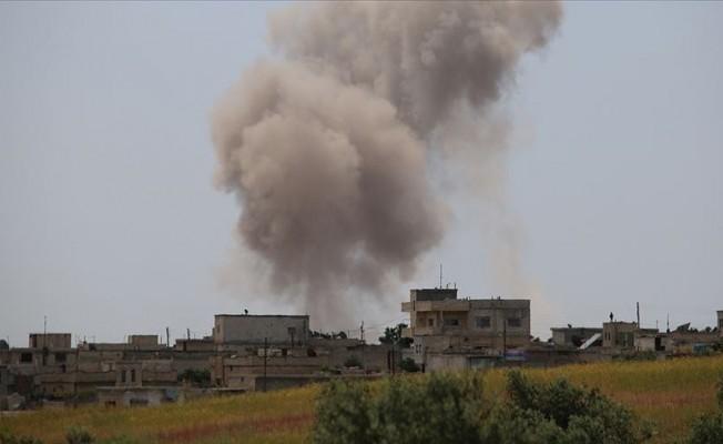 İdlib'de TSK'nın gözlem noktasına saldırı.