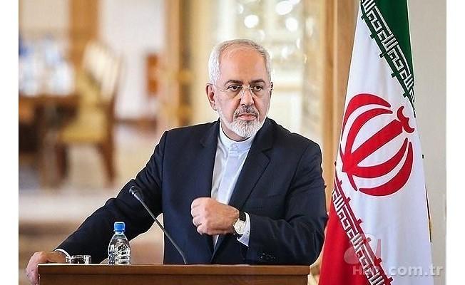 """İran Dışişleri Bakanı : """"Biz teröristler ile görüşmeyiz"""""""