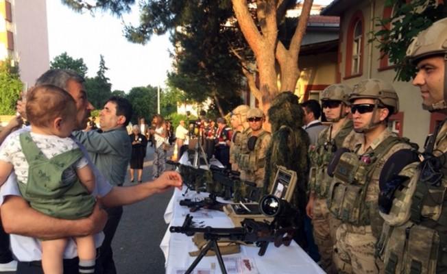 """İstanbul İl Jandarma Komutanı Köroğlu: """"Terörden yakalama sayısı geçen yıla göre 4 kat arttı"""""""