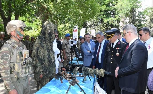 Jandarma teşkilatının kuruluş yıl dönümü kutlandı