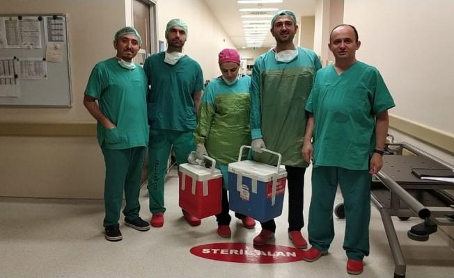 Organları ile 3 hastaya umut oldu