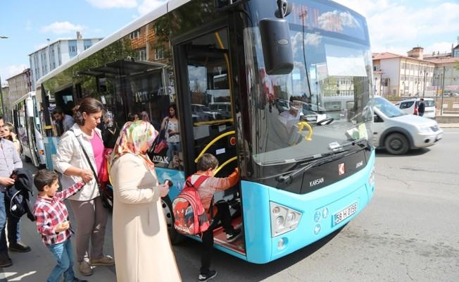 Sivas'ta kaplıcalar için otobüs seferleri başladı