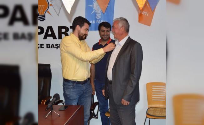SP Meclis Üyesi AK Parti'ye geçti