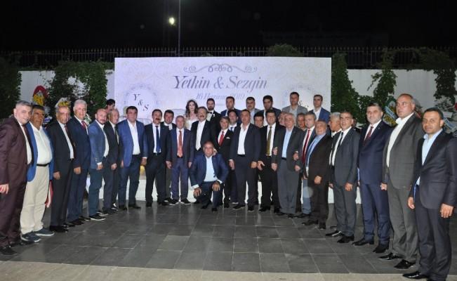 TOBB Başkanı Hisarcıklıoğlu Diyarbakır'da