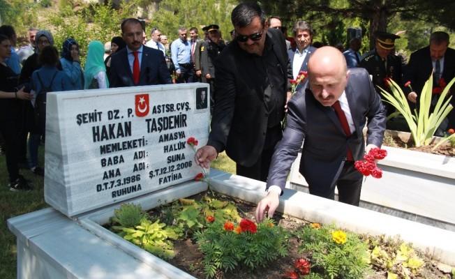 Amasya'da 15 Temmuz Demokrasi ve Milli Birlik Günü