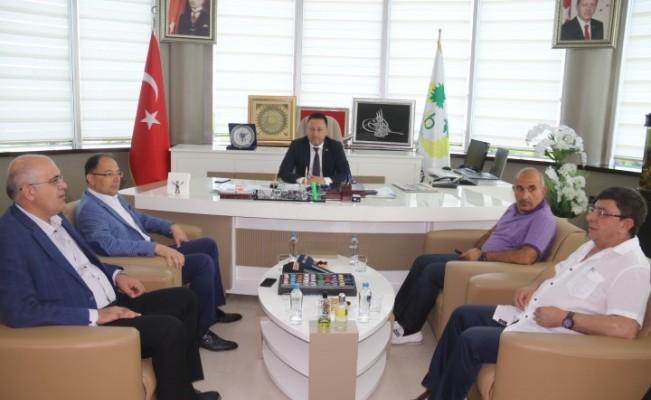 Bağlar'da Kentsel Dönüşüm için dev işbirliği