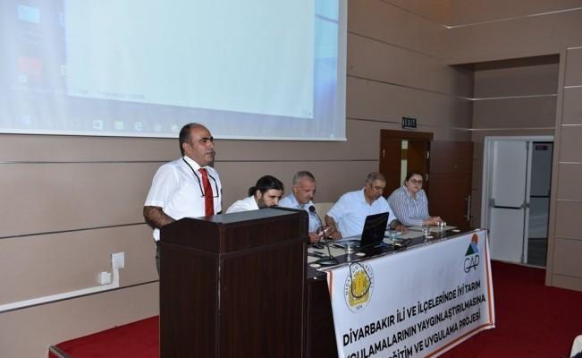 DÜ'den il ve ilçe tarım uygulamalarının yaygınlaşması projesi