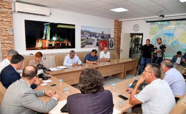 Isparta Belediyesinden şehir içi temizlik ihalesi
