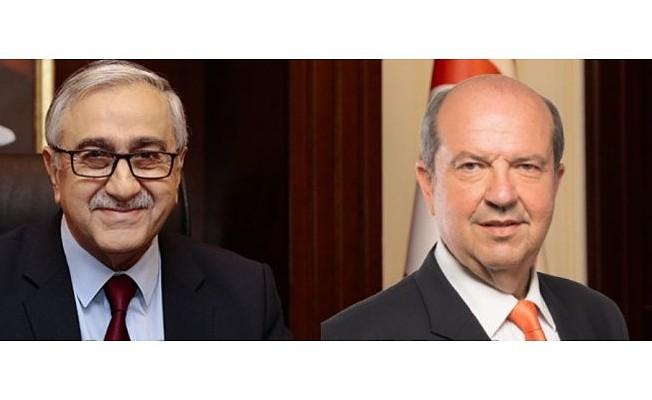 KKTC Cumhurbaşkanı Akıncı, Başbakan Tatar ile görüştü
