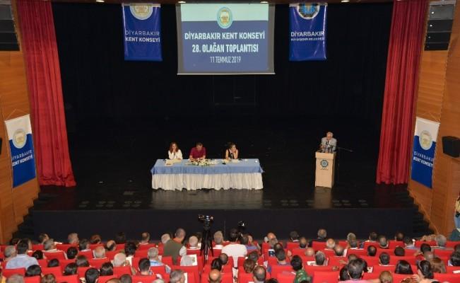Mızraklı Kent Konseyi Başkanı seçildi