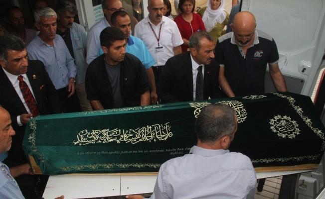 Terör kurbanı minik Nupelda'nın cenazesi Tunceli'ye gönderildi