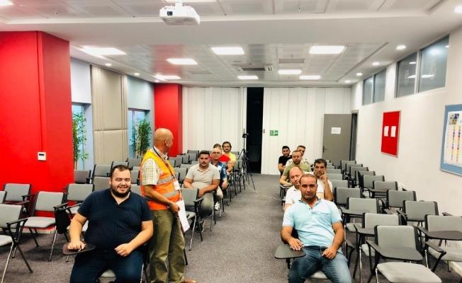 AYTO'da Mesleki Yeterlilik Belgesi sınavları devam ediyor